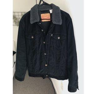 Vintage 1980's Levi's Sherpa Jacket